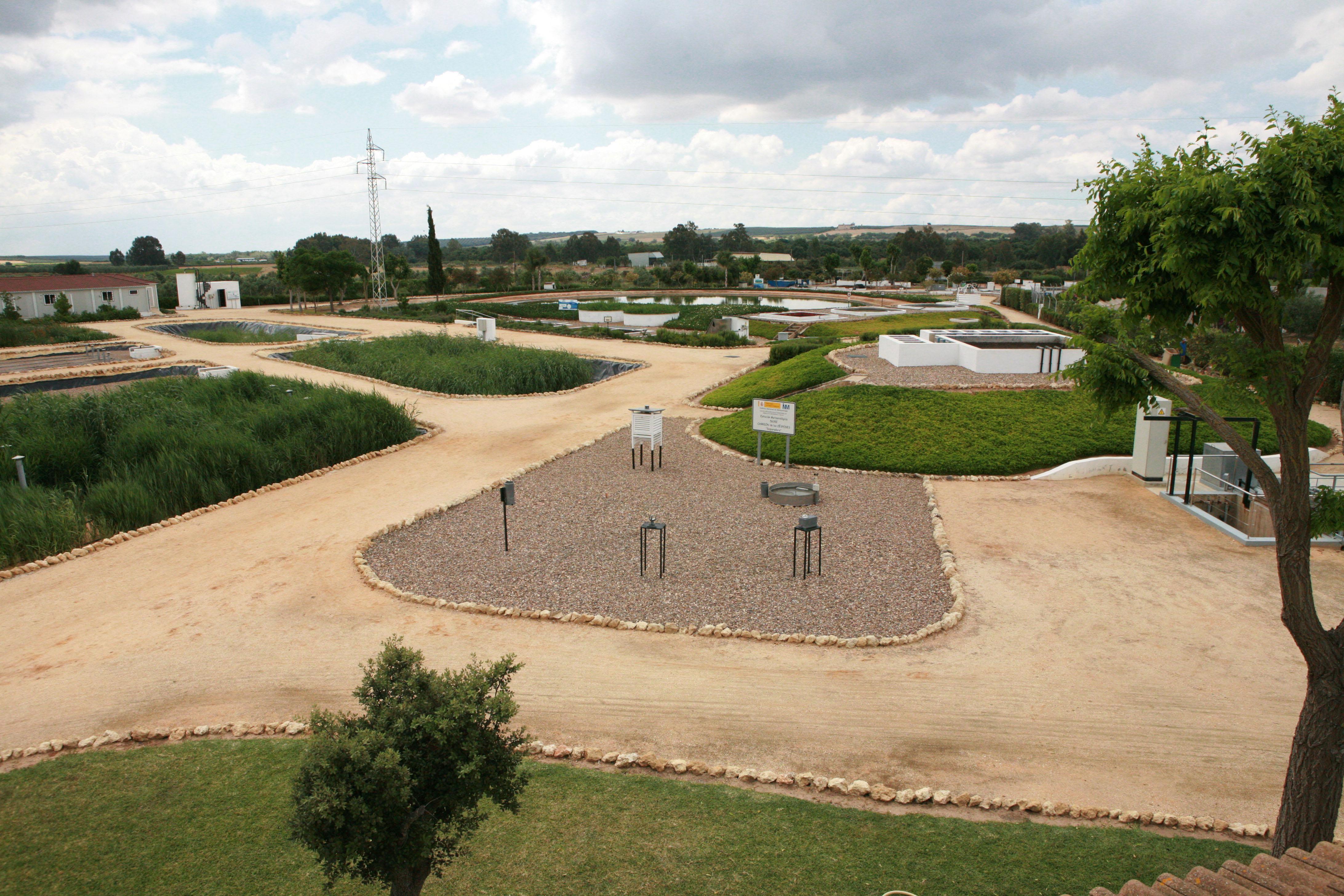 Fundación Centro de las Nuevas Tecnologías del Agua (CENTA)