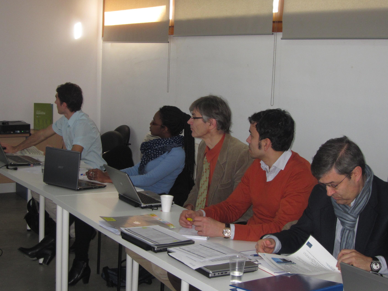 BioSolWaRe 1st Steering Committee Meeting and technical visit