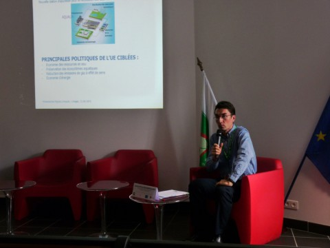 Information meeting about LIFE program organized by LIMOUSIN