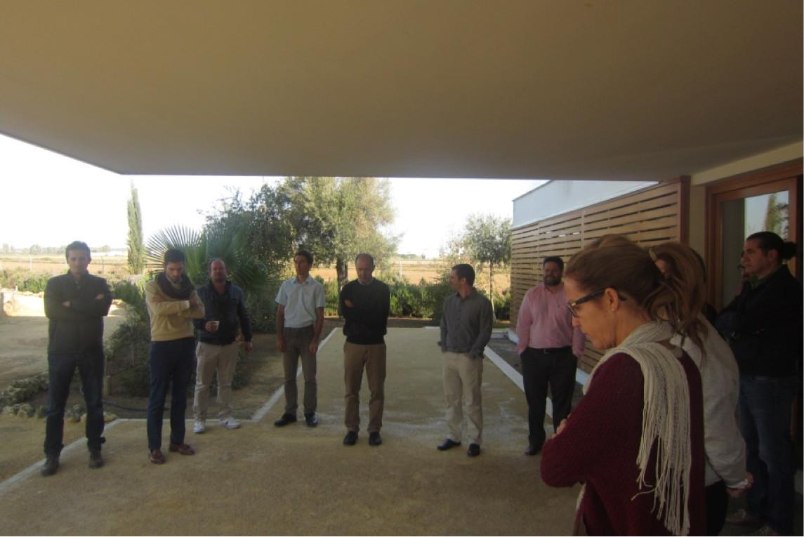 BioSolWaRe 2nd Steering Committee Meeting and technical visit