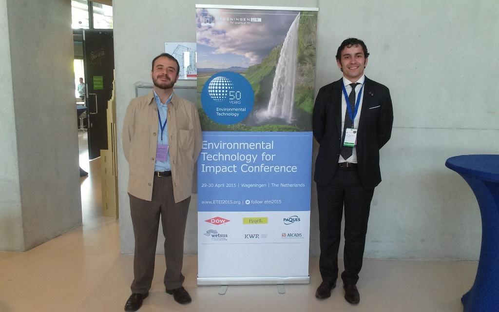 BioSolWaRe project was presented by FCC Aqualia in ETEI2015