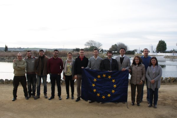 NEEMO supervisor at the 5th Technical Meeting of BioSolWaRe-LIFE project