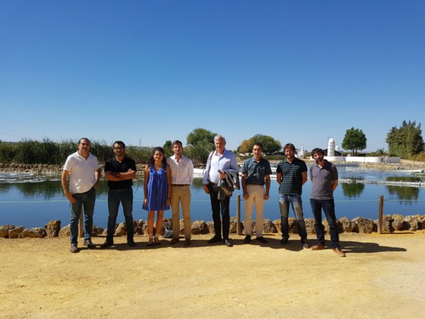 The 4th Steering committee meeting: New challenges for the continuation of BioSolWaRe-LIFE project