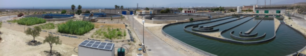 Demo 2 implementation works in El Toyo WWTP have been concluded and the production of a microalgae-based biofertilizer...